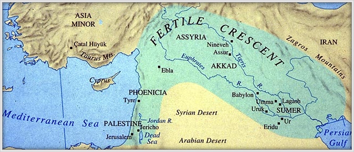 DNA-Fertile-Crescent