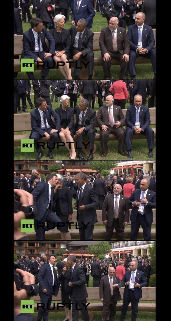 Obama Abadi snub